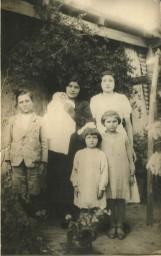 familia garcia linares