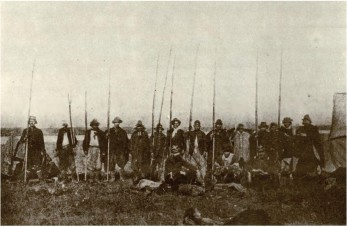 Indios amigos del cacique Miguel Linares (1837-1907)