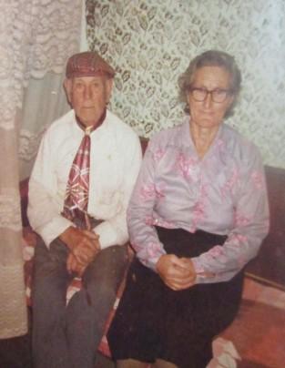 Nicanor Linares y Lisia Estela Bacarezza